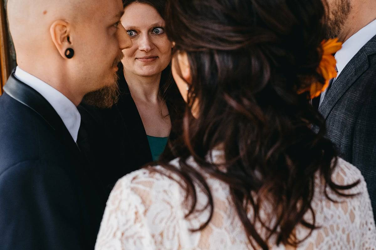 Kameralne wesele w domu 46