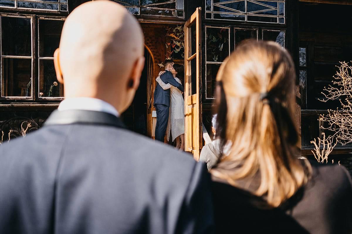Kameralne wesele w domu 49