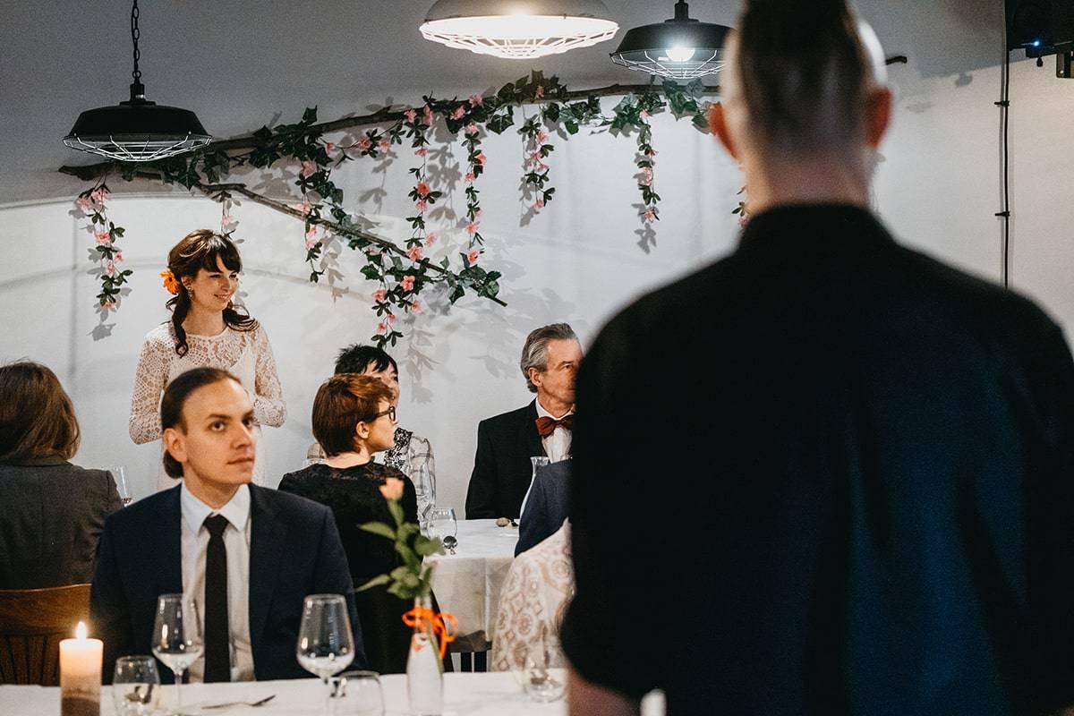 Kameralne wesele w domu 59