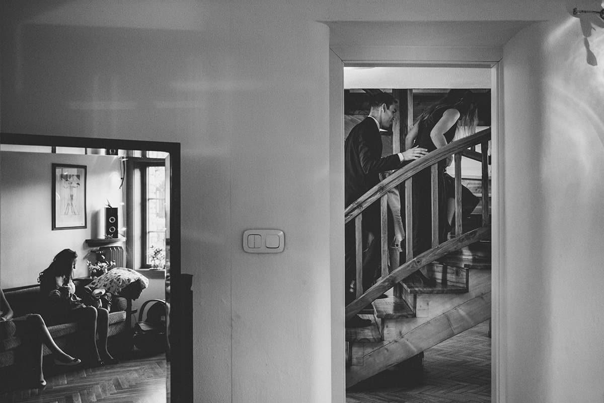 Kameralne wesele w domu 66