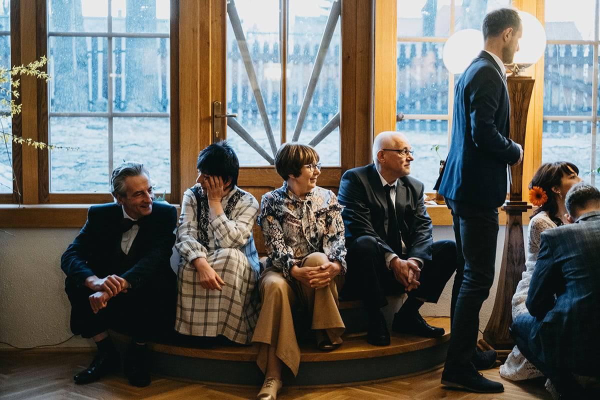 Kameralne wesele w domu 68