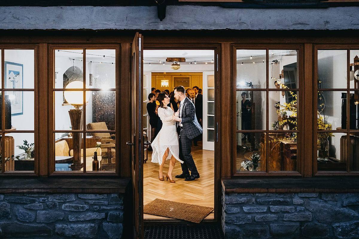 Kameralne wesele w domu 71