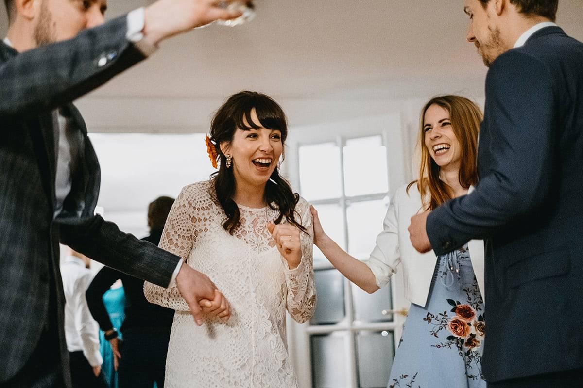 Kameralne wesele w domu 72