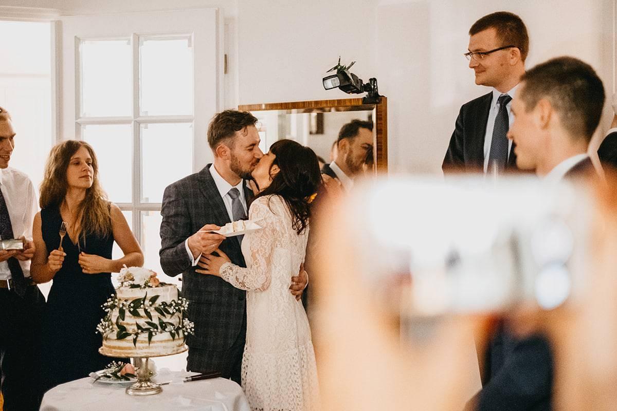 Kameralne wesele w domu 87