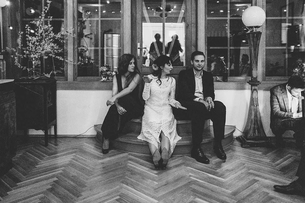 Kameralne wesele w domu 90