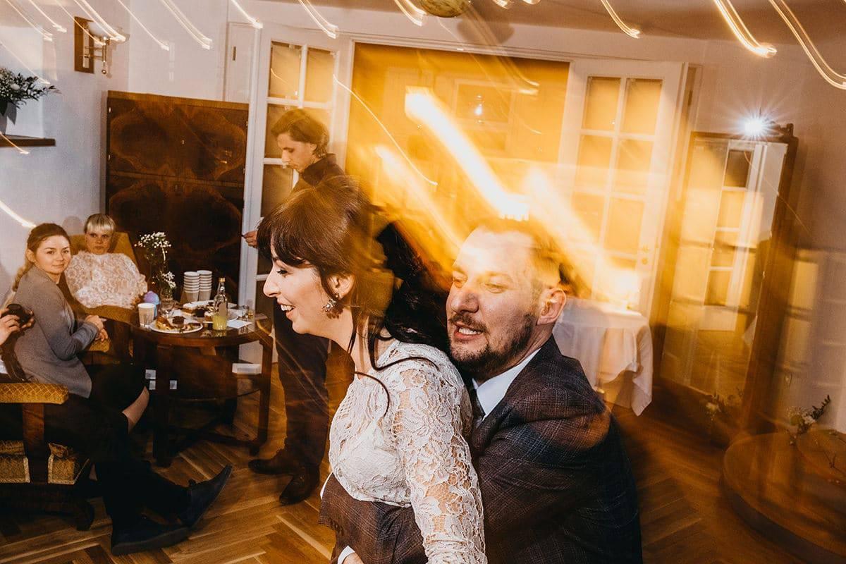 Kameralne wesele w domu 92