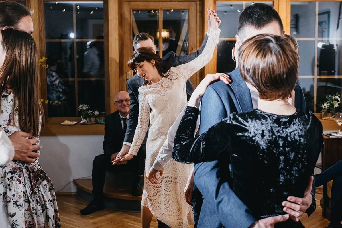 Kameralne wesele w domu 97