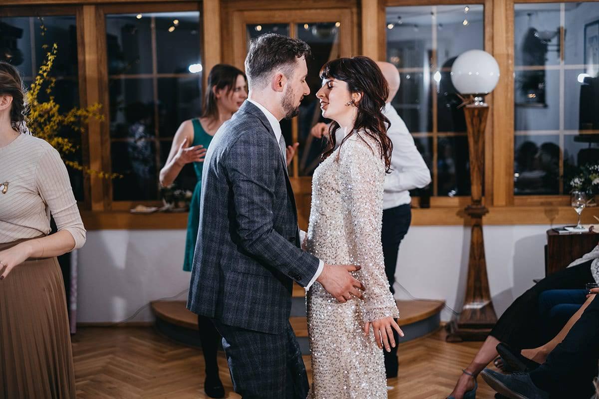 Kameralne wesele w domu 100
