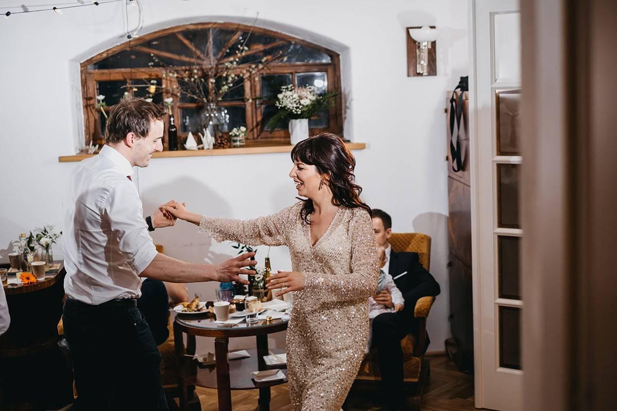 Kameralne wesele w domu 101