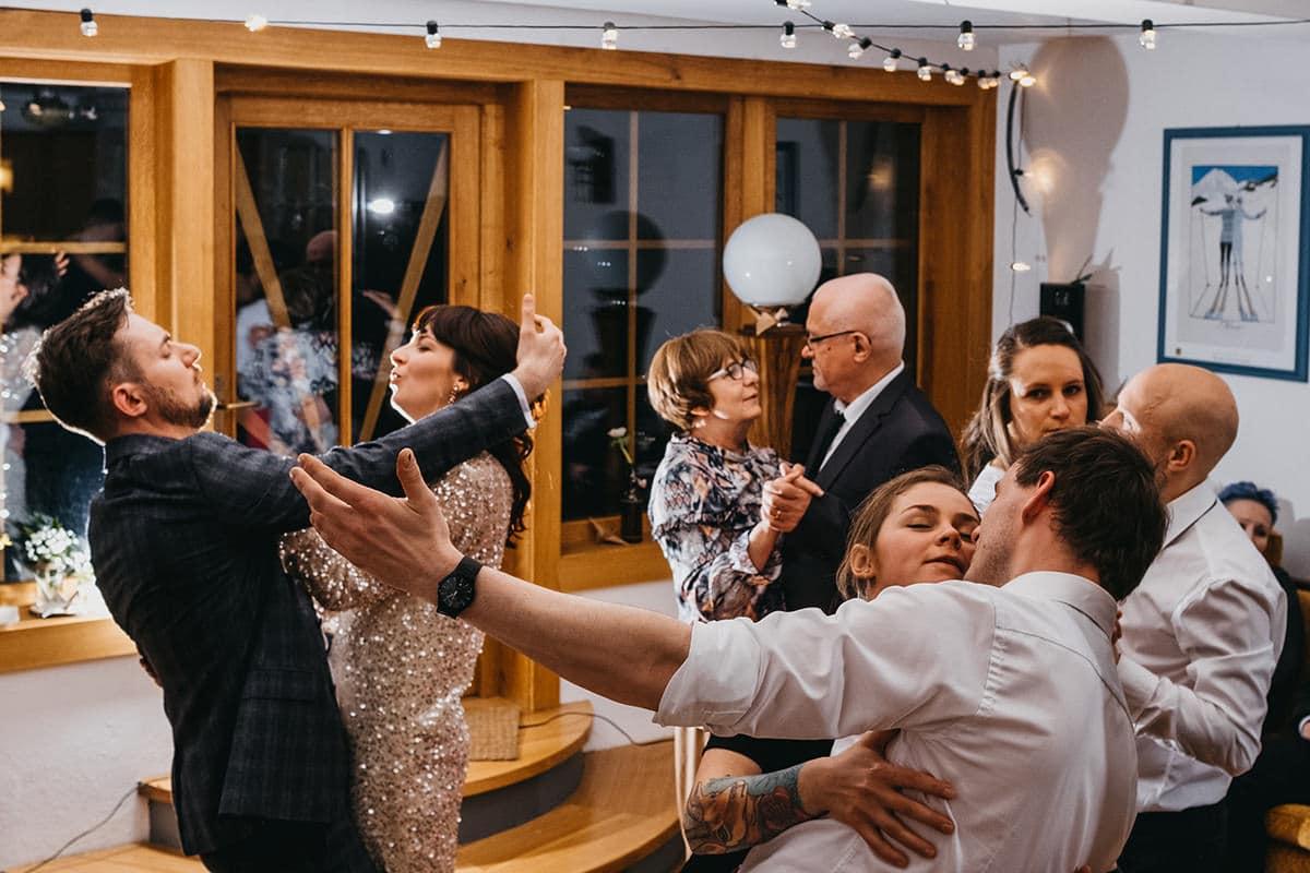 Kameralne wesele w domu 107