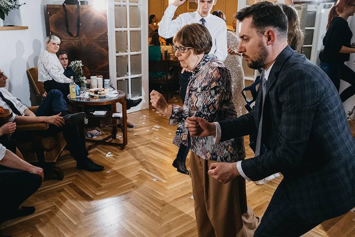 Kameralne wesele w domu 108