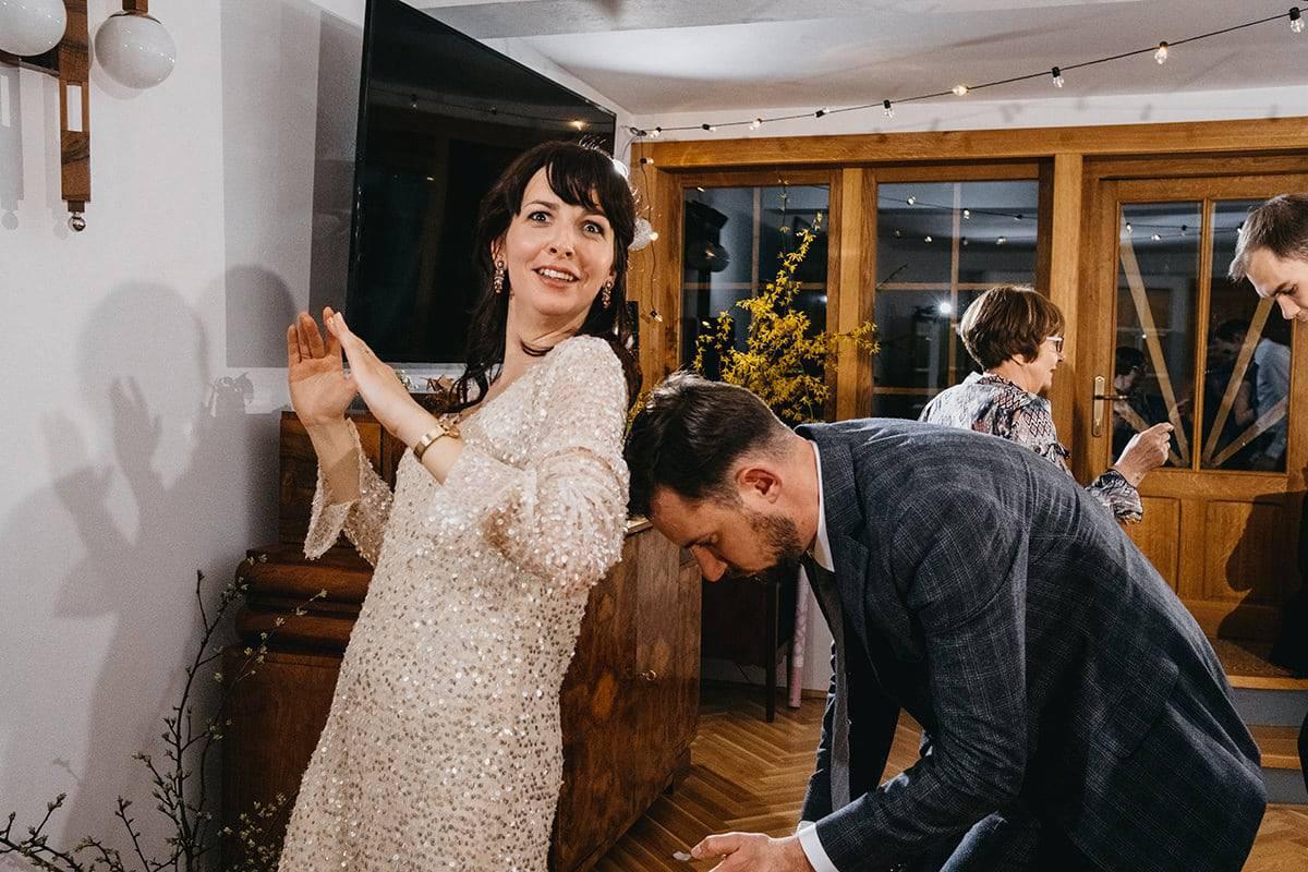 Kameralne wesele w domu 110