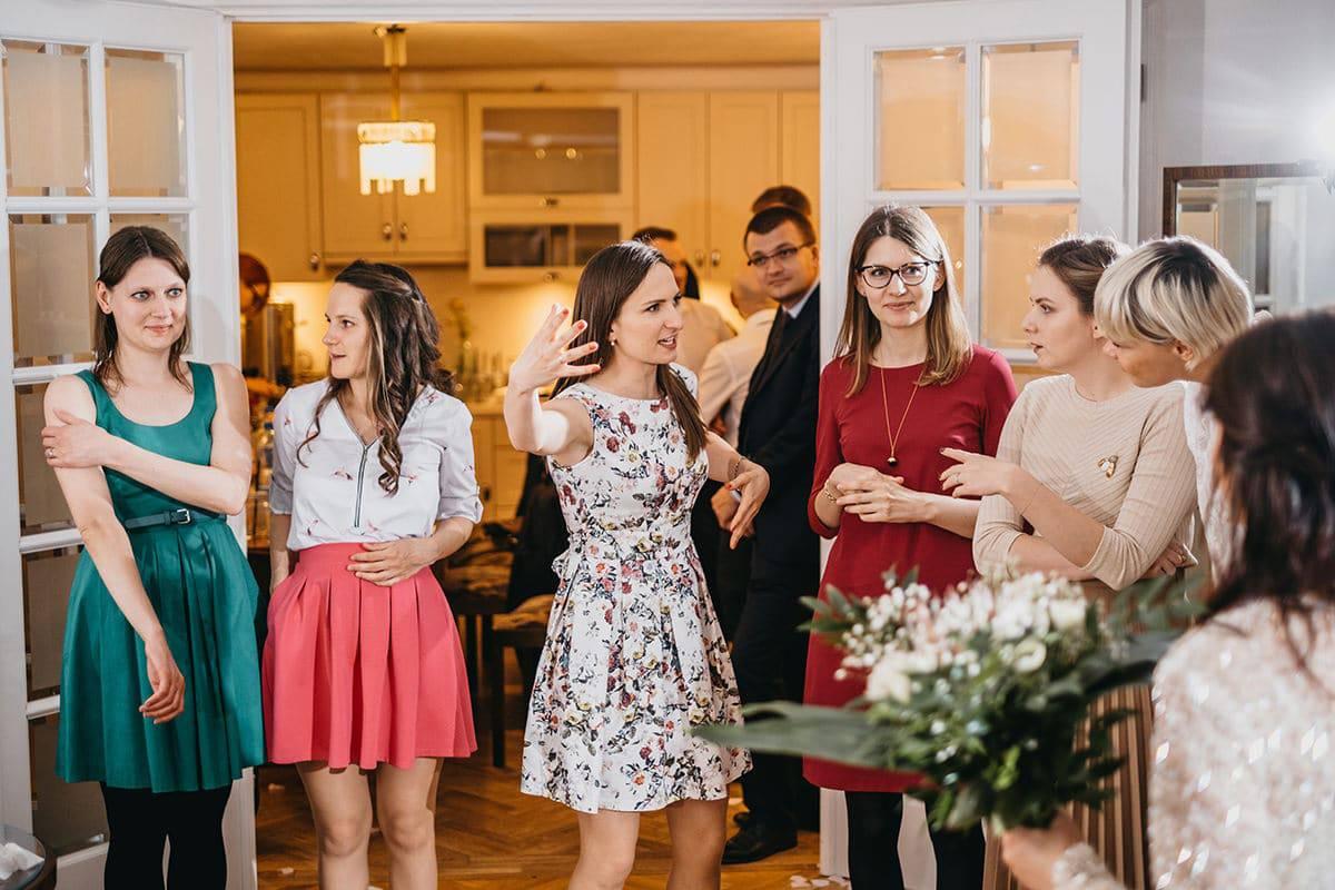 Kameralne wesele w domu 111