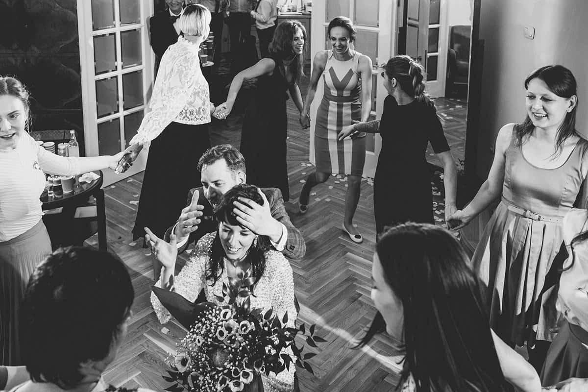 Kameralne wesele w domu 114