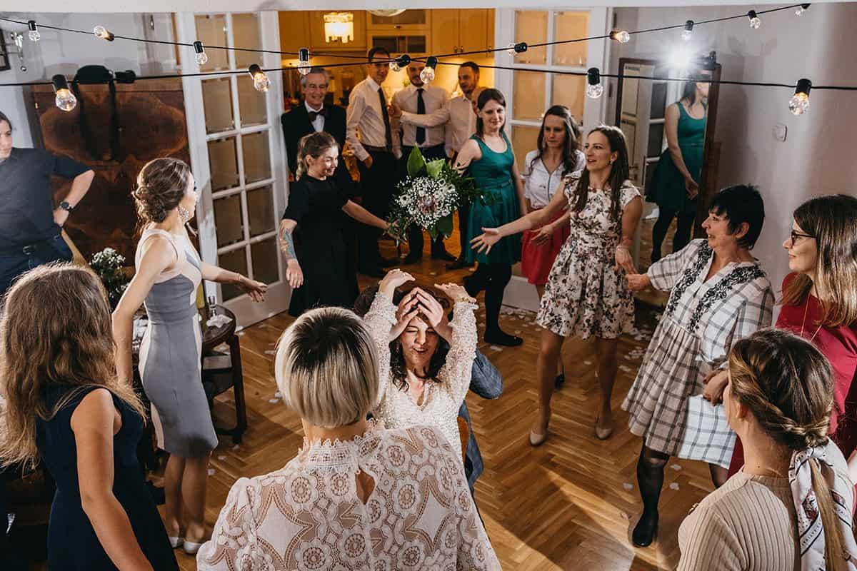 Kameralne wesele w domu 115