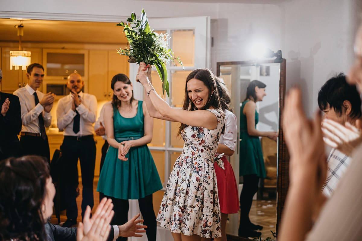 Kameralne wesele w domu 116