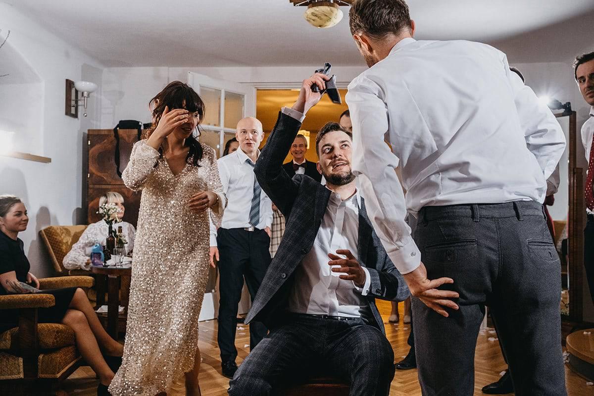 Kameralne wesele w domu 117