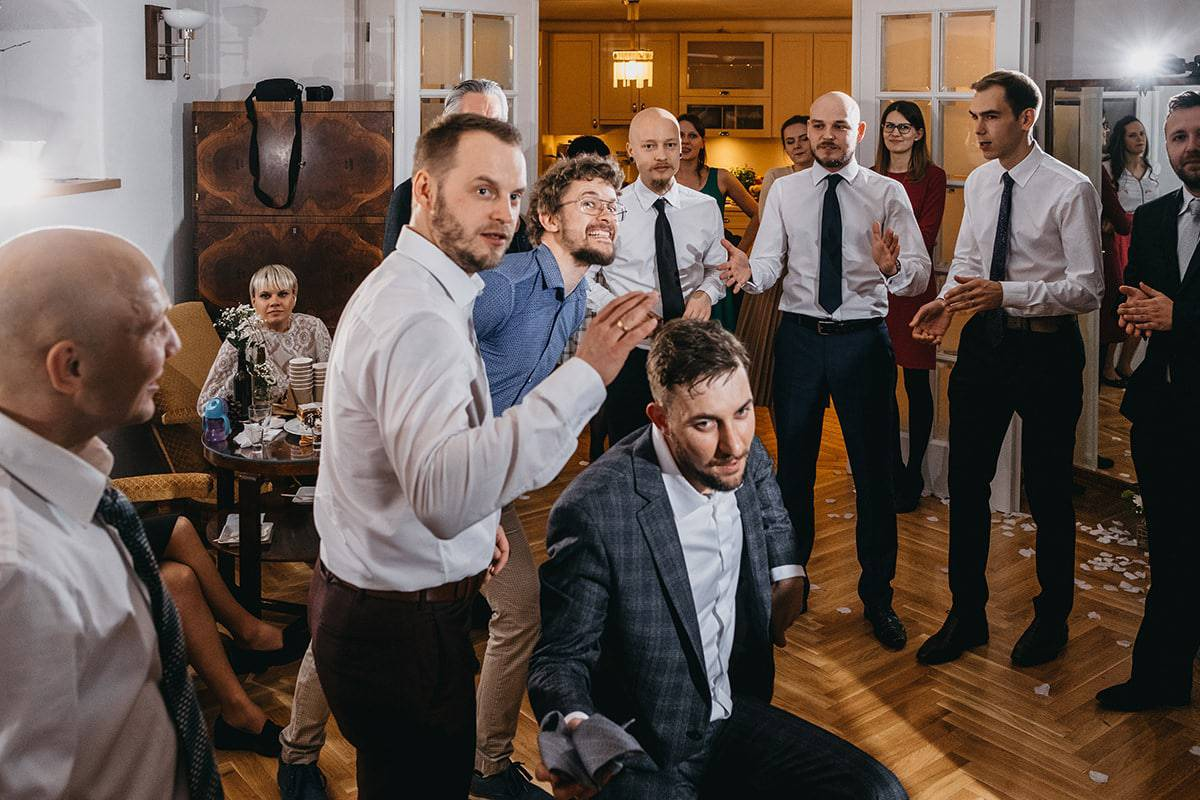 Kameralne wesele w domu 118
