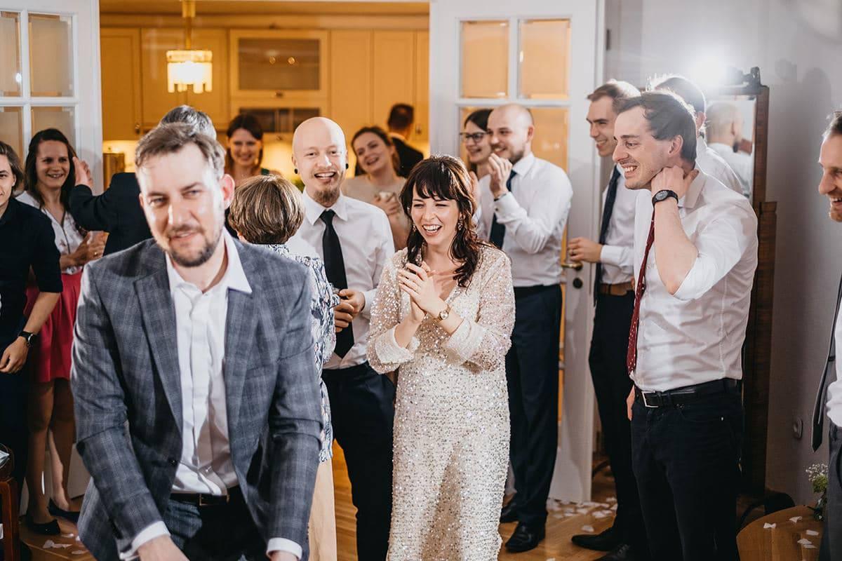 Kameralne wesele w domu 119
