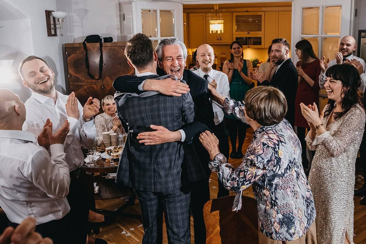 Kameralne wesele w domu 120