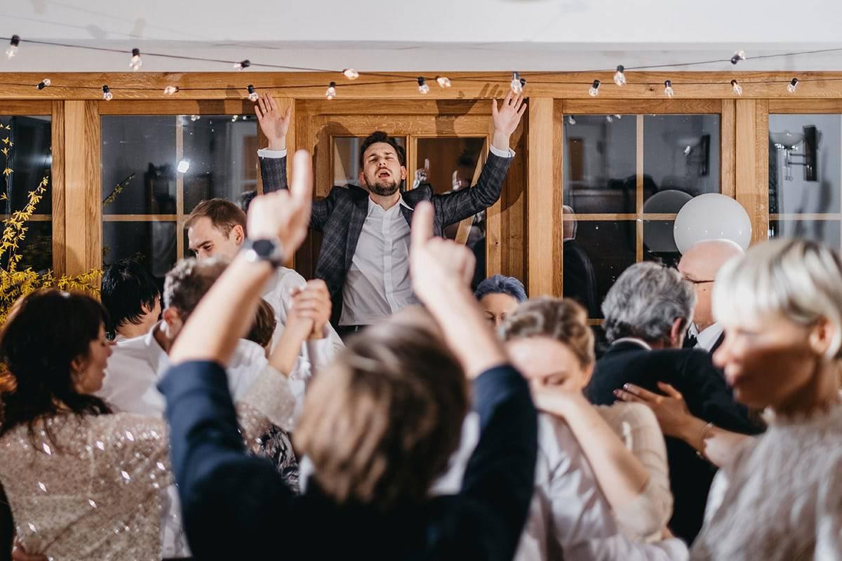 Kameralne wesele w domu 121