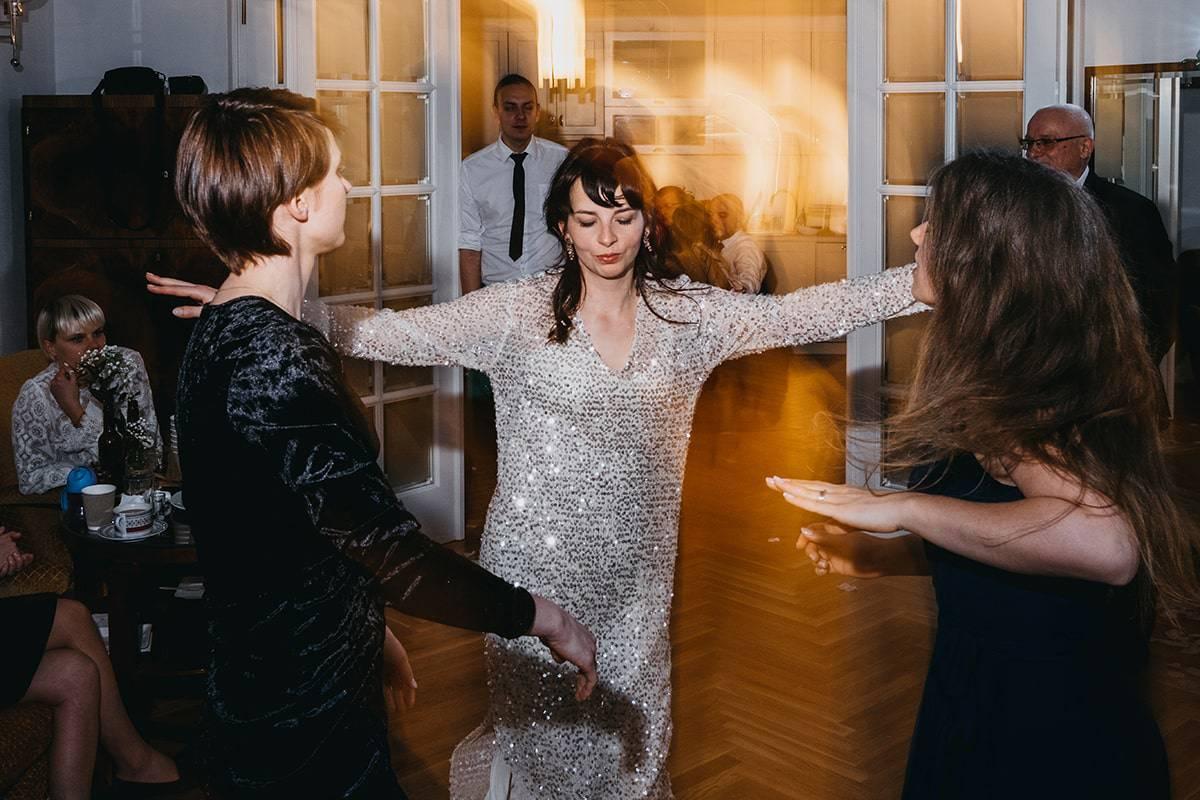 Kameralne wesele w domu 122