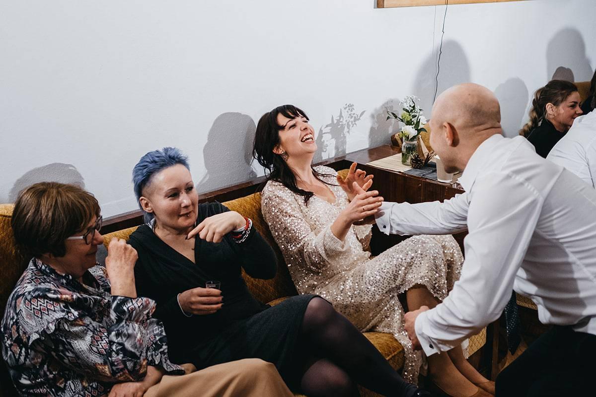 Kameralne wesele w domu 124