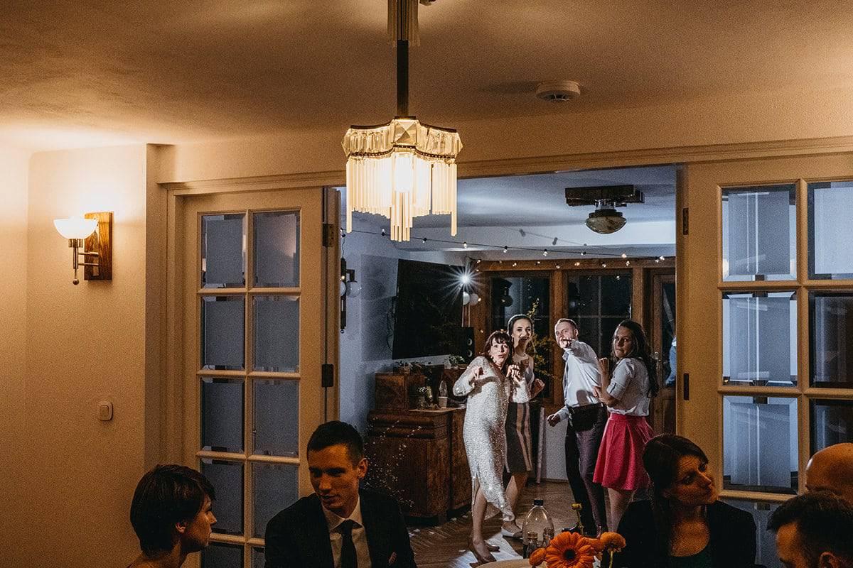 Kameralne wesele w domu 126