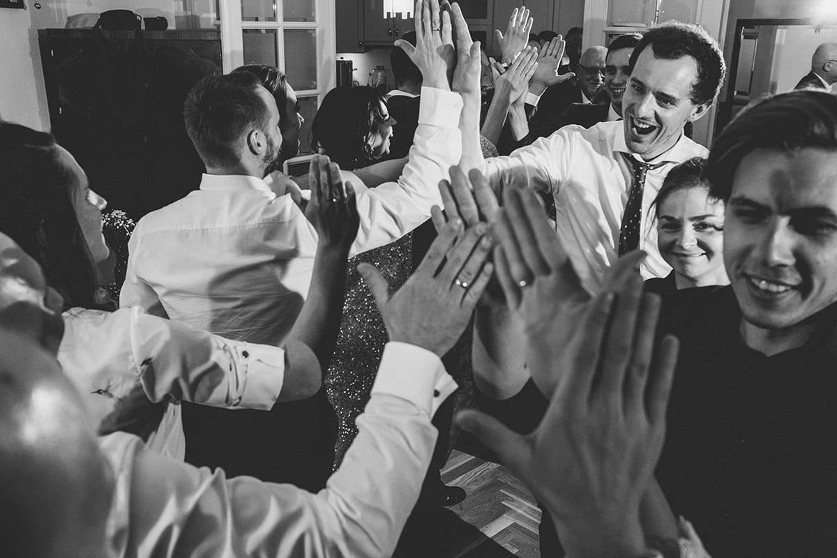 Kameralne wesele w domu 129