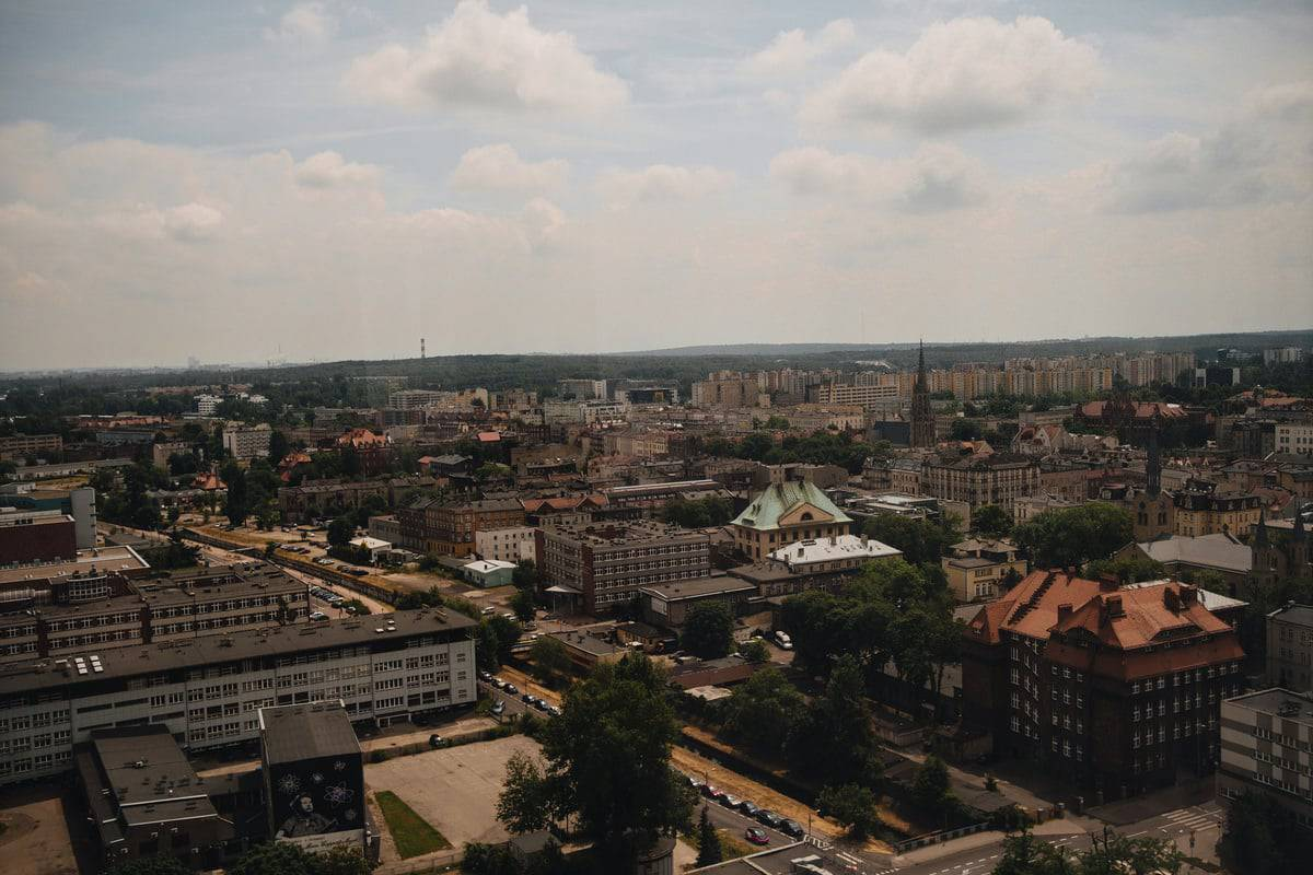 Fotograf ślubny Katowice 1