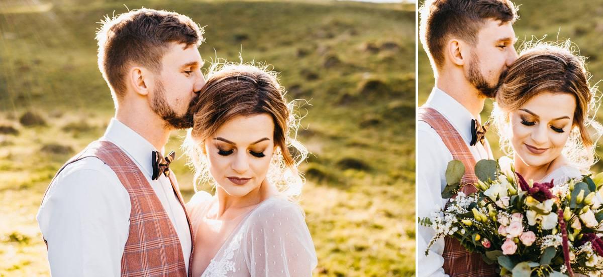 Jesienny plener ślubny 2