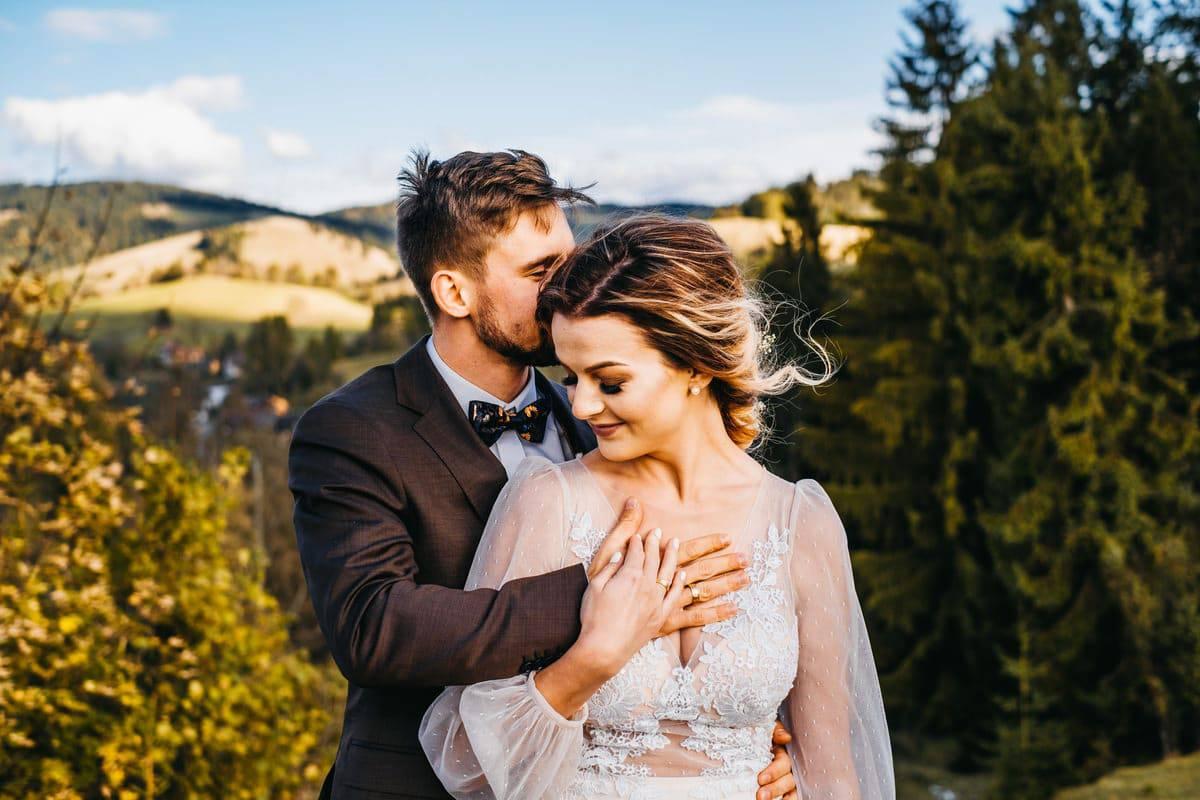 Jesienny plener ślubny 3