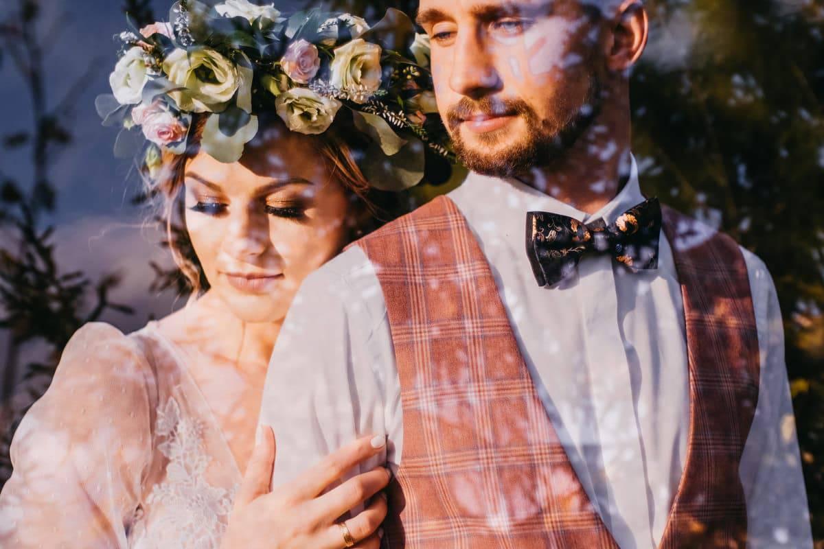 Jesienny plener ślubny 8