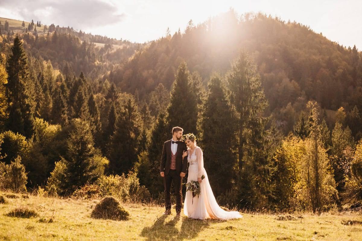 Jesienny plener ślubny 9