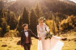 Jesienny plener ślubny 11