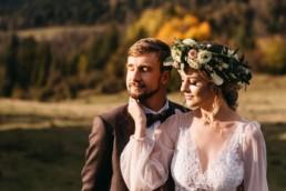 Jesienny plener ślubny 12