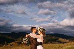 Jesienny plener ślubny 13