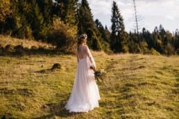Jesienny plener ślubny 14