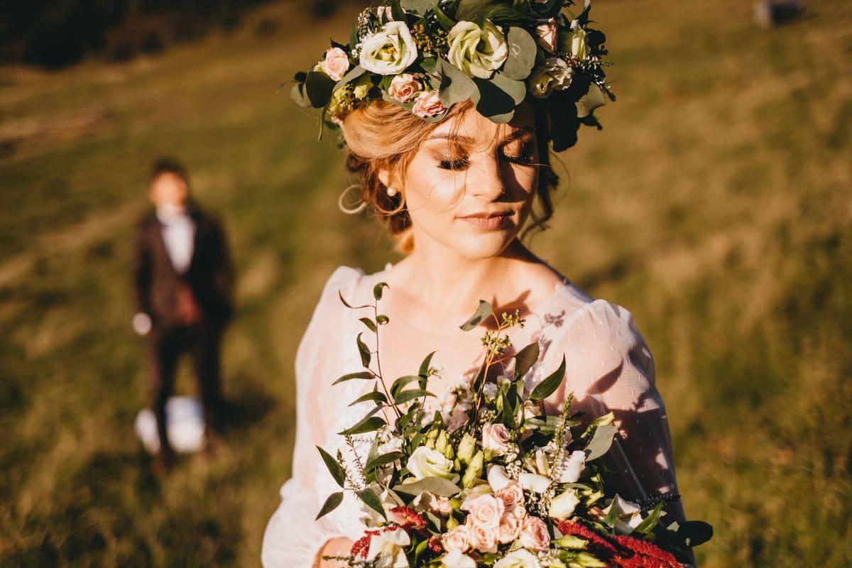 Jesienny plener ślubny 15