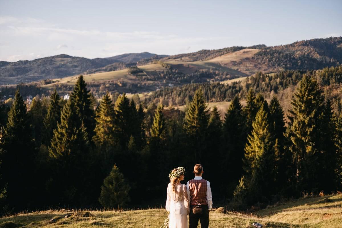 Jesienny plener ślubny 23