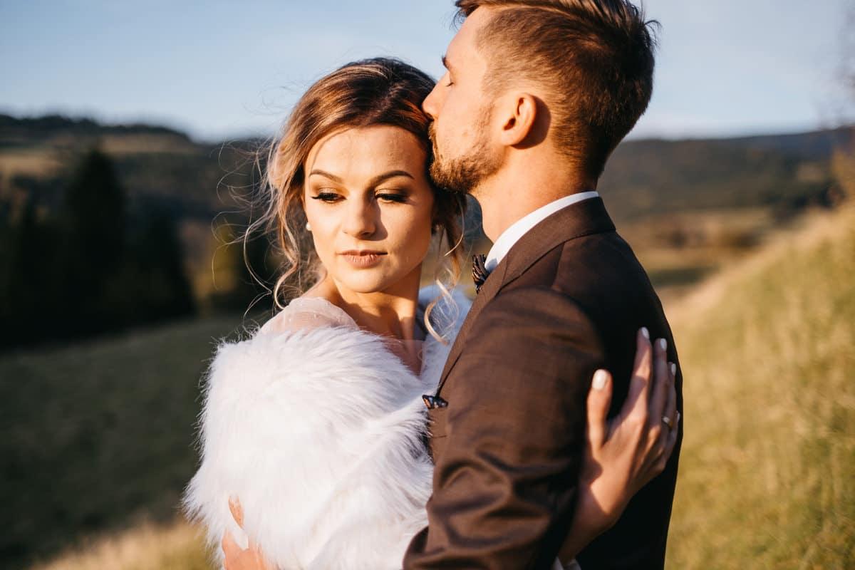 Jesienny plener ślubny 24