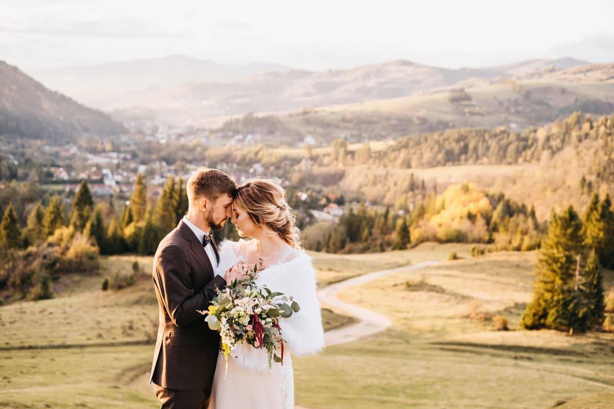 Jesienny plener ślubny 27