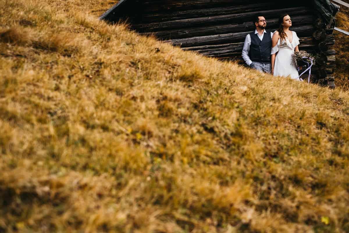 Sesja ślubna za granicą