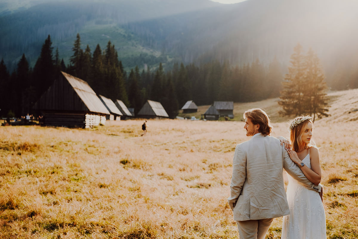 Ślub w górach 2