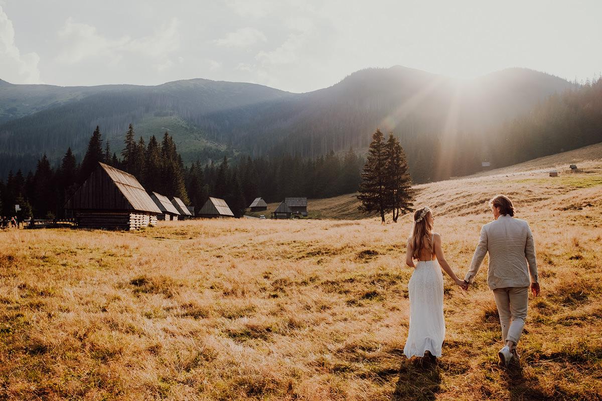 Ślub w górach 3