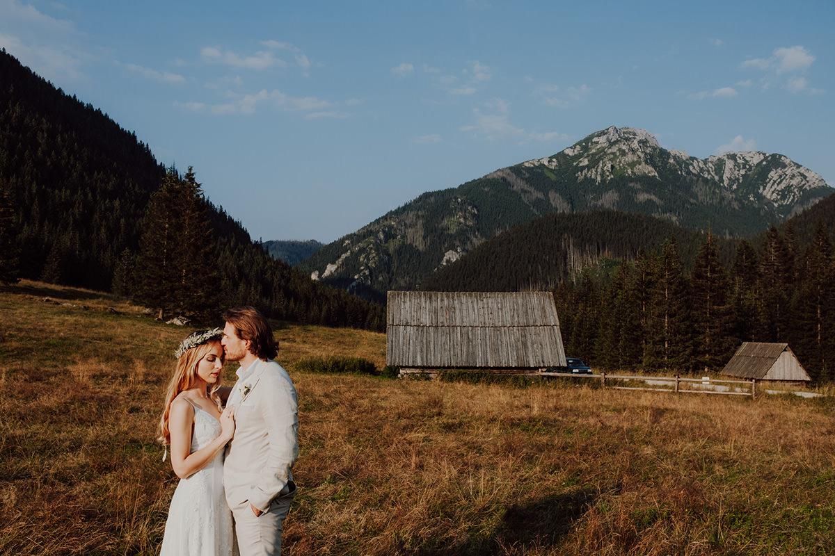 Ślub w górach 4