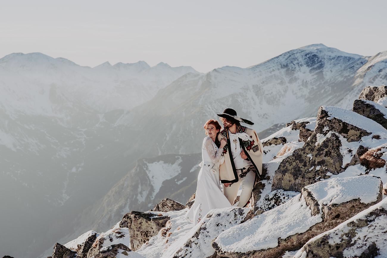 Ślub w górach 11