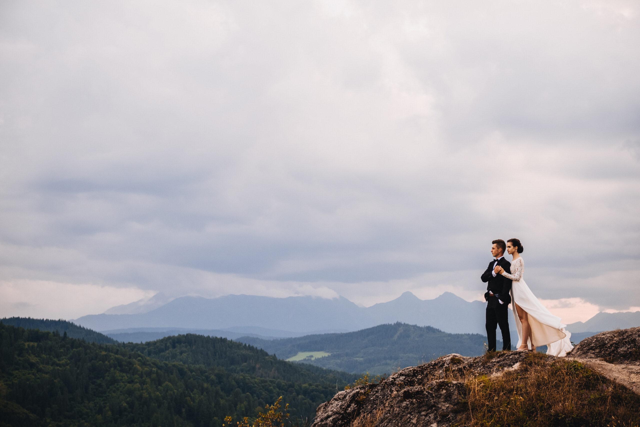 Ślub w górach 15